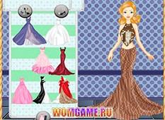 Игры Для Девочек Одевалки Бари В Свадебные Платья