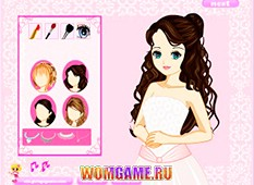Игры девочек салон невест